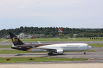 meijeanさんが、成田国際空港で撮影したUPS航空 767-34AF/ERの航空フォト(写真)