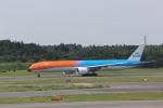 meijeanさんが、成田国際空港で撮影したKLMオランダ航空 777-306/ERの航空フォト(写真)