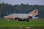 いえでんさんが、茨城空港で撮影した航空自衛隊 F-4EJ Kai Phantom IIの航空フォト(写真)