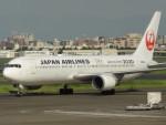 ベンさんが、羽田空港で撮影した日本航空 767-346/ERの航空フォト(写真)
