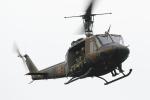 nob24kenさんが、十勝飛行場で撮影した陸上自衛隊 UH-1Jの航空フォト(写真)