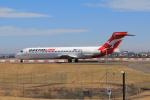 しかばねさんが、シドニー国際空港で撮影したカンタスリンク 717-2BLの航空フォト(写真)