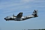 nobu2000さんが、フェアフォード空軍基地で撮影したドイツ空軍 C-160の航空フォト(写真)