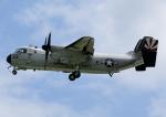 じーく。さんが、厚木飛行場で撮影したアメリカ海軍 C-2A Greyhoundの航空フォト(飛行機 写真・画像)