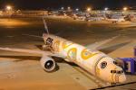 じゃりんこさんが、中部国際空港で撮影した全日空 777-381/ERの航空フォト(写真)