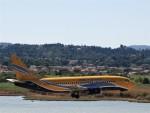 空飛ぶぽん吉☆さんが、コルフ・イオアニス・カポディストリアス空港で撮影したASLエアラインズ・フランス 737-33V(QC)の航空フォト(写真)