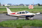 kumagorouさんが、仙台空港で撮影した日本個人所有 PA-28-181 Archer IIの航空フォト(写真)
