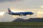 SKY KOCHIさんが、新石垣空港で撮影した日本トランスオーシャン航空 737-4Q3の航空フォト(写真)