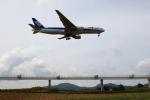 SKY KOCHIさんが、新石垣空港で撮影した全日空 777-281の航空フォト(写真)