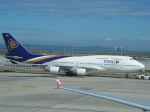 monosashithaiさんが、関西国際空港で撮影したタイ国際航空の航空フォト(写真)