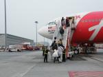 monosashithaiさんが、クアラルンプール国際空港で撮影したエアアジア・エックスの航空フォト(写真)