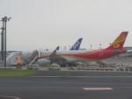 まさ773さんが、成田国際空港で撮影した香港航空 A330-343Xの航空フォト(写真)