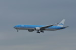 kumagorouさんが、成田国際空港で撮影したKLMオランダ航空 777-306/ERの航空フォト(飛行機 写真・画像)