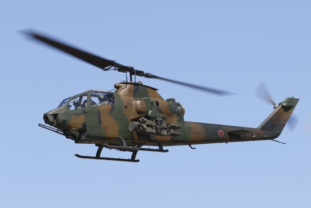 南恵庭駐屯地 - JGSDF Camp Minami-Eniwaで撮影された南恵庭駐屯地 - JGSDF Camp Minami-Eniwaの航空機写真(フォト・画像)