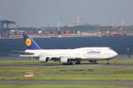 meijeanさんが、羽田空港で撮影したルフトハンザドイツ航空 747-830の航空フォト(写真)