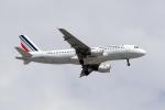 TRAVAIRさんが、パリ シャルル・ド・ゴール国際空港で撮影したエールフランス航空 A320-214の航空フォト(写真)