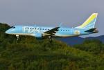 あしゅーさんが、福岡空港で撮影したフジドリームエアラインズ ERJ-170-100 (ERJ-170STD)の航空フォト(写真)