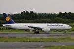 Bluewingさんが、成田国際空港で撮影したルフトハンザ・カーゴ 777-FBTの航空フォト(写真)