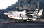 ノビタ君さんが、横須賀基地で撮影したアメリカ海軍 RF-8G Crusaderの航空フォト(写真)