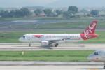 職業旅人さんが、ノイバイ国際空港で撮影したタイ・エアアジア A320-216の航空フォト(写真)