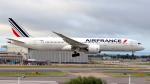 誘喜さんが、ロンドン・ヒースロー空港で撮影したエールフランス航空 787-9の航空フォト(写真)