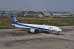 やす!さんが、仙台空港で撮影した全日空 777-381/ERの航空フォト(写真)