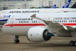 ちゅういちさんが、羽田空港で撮影したアミリ フライト 787-9の航空フォト(写真)