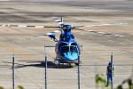yas41350さんが、伊丹空港で撮影した兵庫県警察 EC155B1の航空フォト(写真)