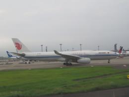 まさ773さんが、成田国際空港で撮影した中国国際航空 A330-343Xの航空フォト(写真)
