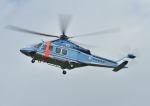 パンサーRP21さんが、朝日航洋川越メンテナンスセンターで撮影した宮城県警察 AW139の航空フォト(写真)