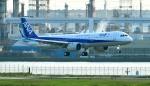 kamerajiijiさんが、羽田空港で撮影した全日空 A321-272Nの航空フォト(写真)
