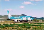 JA8037さんが、プリンセス・ジュリアナ国際空港で撮影したBWIA ウェスト インディーズ エアウェイズ 737-8Q8の航空フォト(写真)