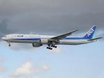 ken1992さんが、那覇空港で撮影した全日空 777-381の航空フォト(写真)