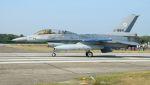 C.Hiranoさんが、クライネ・ブローゲル空軍基地で撮影したオランダ王立空軍 F-16BM Fighting Falconの航空フォト(写真)