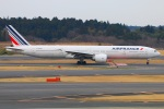 Tomo_lgmさんが、成田国際空港で撮影したエールフランス航空 777-328/ERの航空フォト(写真)