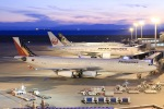 べガスさんが、中部国際空港で撮影したフィリピン航空 A340-313Xの航空フォト(写真)