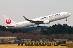 Tomo_ritoguriさんが、成田国際空港で撮影した日本航空 767-346/ERの航空フォト(写真)