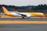 Tomo_lgmさんが、成田国際空港で撮影したスクート 787-9の航空フォト(写真)