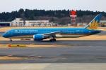 Tomo_lgmさんが、成田国際空港で撮影したベトナム航空 787-9の航空フォト(写真)