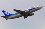 Tomo_lgmさんが、成田国際空港で撮影したANAウイングス 737-54Kの航空フォト(写真)