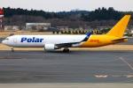 Tomo_lgmさんが、成田国際空港で撮影したポーラーエアカーゴ 767-3JHF(ER)の航空フォト(写真)