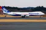 Tomo_lgmさんが、成田国際空港で撮影した日本貨物航空 747-8KZF/SCDの航空フォト(写真)