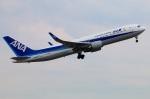 Tomo_lgmさんが、成田国際空港で撮影した全日空 767-381/ERの航空フォト(写真)