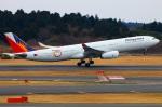 Tomo_lgmさんが、成田国際空港で撮影したフィリピン航空 A330-343Xの航空フォト(写真)
