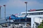 ヒロジーさんが、出雲空港で撮影した島根県警察 A109E Powerの航空フォト(写真)