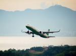 comdigimaniaさんが、函館空港で撮影したエバー航空 A321-211の航空フォト(写真)