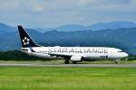 bestguyさんが、静岡空港で撮影した全日空 737-881の航空フォト(写真)