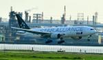 kamerajiijiさんが、羽田空港で撮影した全日空 777-281の航空フォト(写真)
