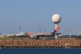 航空フォト:VH-VGR ジェットスター A320