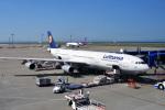中部国際空港 - Chubu Centrair International Airport [NGO/RJGG]で撮影されたルフトハンザドイツ航空 - Lufthansa [LH/DLH]の航空機写真